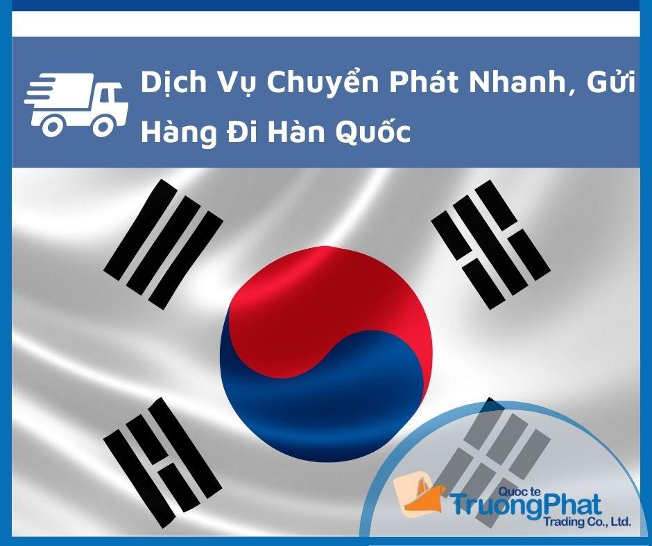 Bảng Giá Gửi Hàng Đi Hàn Quốc Giá Rẻ