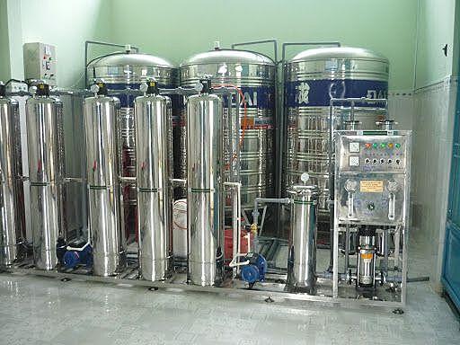 Thủ tục nhập khẩu máy lọc nước