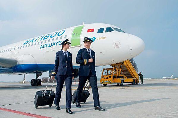 #4 Danh sách các hãng hàng không tại Việt Nam