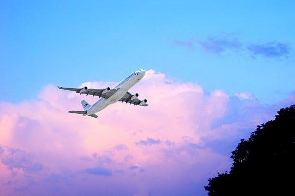 độ cao máy bay chở khách